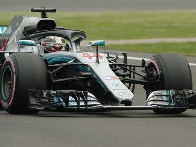 Hamilton, campeón del mundo por quinta vez