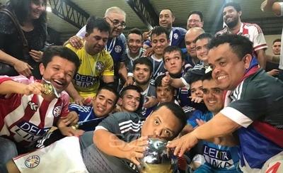 HOY / Paraguay es campeón (invicto) de América