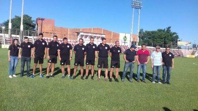 Rayadito: Arrancó preparativos para su participación en primera división