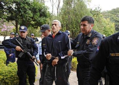 Policía alerta sobre posible rescate de integrantes del Comando Vermelho
