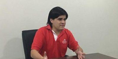 Juan José Unger quiere terminal en el piquete municipal