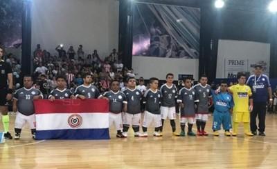 Paraguay Campeón de la Copa América de talla baja