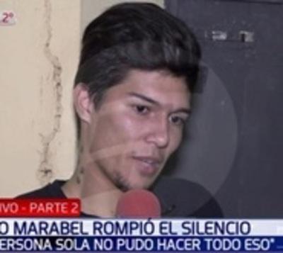 Marabel admite que tenía planes de fuga tras hallarse los cuerpos