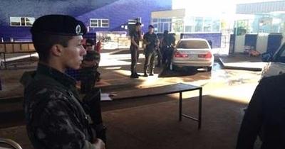 Este martes se inició segunda fase de la Operación Muralla