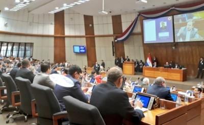 Nueve diputados conforman Comisión Especial para intervención