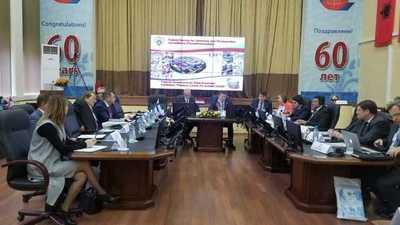 Autoridades paraguayas participan en Congreso Internacional en Rusia