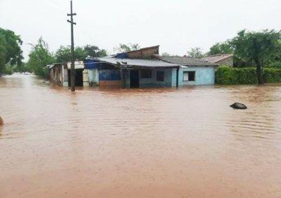 Sigue la emergencia en San Ignacio por inundaciones