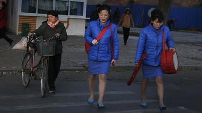 Abusos sexuales en Corea del Norte son algo cotidiano