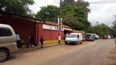 Escuela Tomasa Ferreira: encontraron sal gruesa por toda la escuela