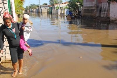 El río Paraguay podría alcanzar 6 metros en Asunción