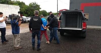 En Brasil detienen a integrantes del PCC que operan en la frontera