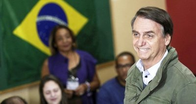 Bolsonaro avisa traslado de embajada a Jerusalén – Prensa 5