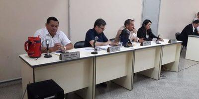 Junta departamental recibió documentos solicitados al ejecutivo