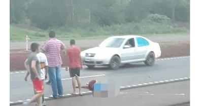 Triple choque deja a dos motociclistas fallecidos – Prensa 5