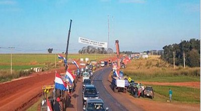 Productores brasileños amenazan de muerte a labriegos paraguayos