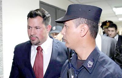 Diputado Ulises Quintana declara hoy ante la fiscalía antinarcótica