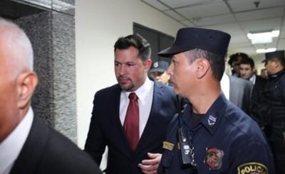 """Ulises Quintana: """"Estoy preso por obra de Javier Zacarías"""""""