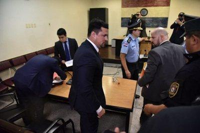 Fiscal habla sobre la declaración indagatoria a Ulises Quintana