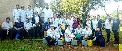 Buscan a reacios para intensificar la vacunación en el Alto Paraná