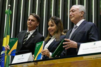 Bolsonaro ratifica apego a la Constitución