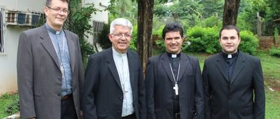 Monseñor Adalberto Martínez nuevo presidente de la CEP