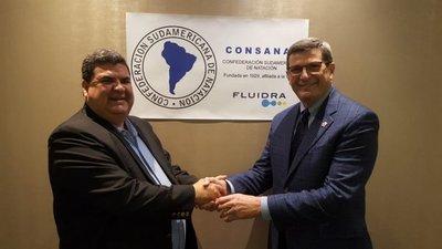 Juan Carlos Orihuela fue reelecto como titular de Consanat