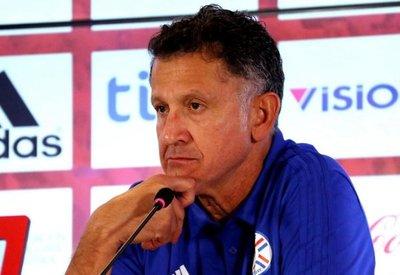 Colombia contactó con Osorio