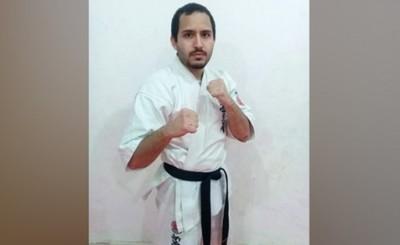 Paranaense participará en Sudamericano de Karate Shinkyokushin