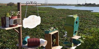 Aves viajeras ya cuentan con hotel boutique en la Bahía de Asunción