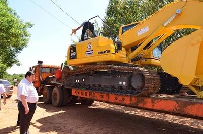 San Ignacio: Prosiguen los trabajos de limpieza de los canales de desagüe