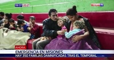 San Ignacio: Comunidades aisladas y 350 familias evacuadas