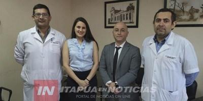 NEUROCIRUJANO SE INCORPORA AL HOSPITAL REGIONAL DE ENCARNACIÓN