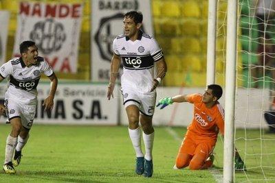 Olimpia volvió a ganar gracias a un offside, según Álvarez