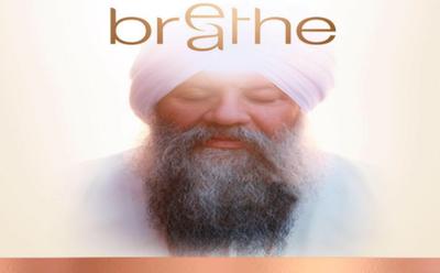 Gurubachan Singh Khalsa llega a Asunción en el marco del Tour Breathe