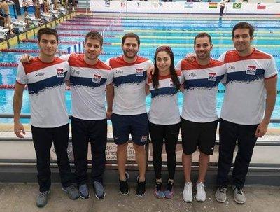 Se cumple la segunda ronda del Sudamericano de natación
