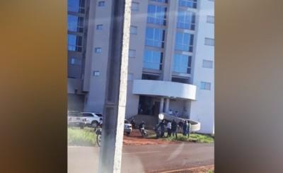 Guardia de seguridad es hallado muerto