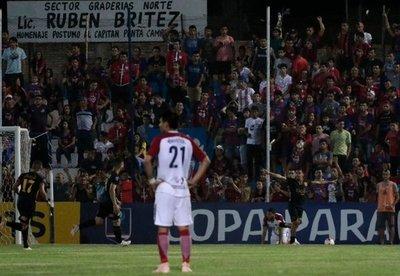 Cerro Porteño no pudo recuperarse, cayó ante Guarani 3 a 0 y se eliminó de la Copa Paraguay