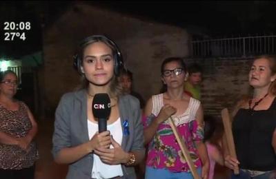 Barrio Roberto L. Pettit: roban hasta cámaras de CCTV