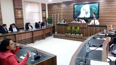 Junta franqueña vuelve a corregir error sobre adjudicación de obras