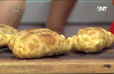 La Cocina de Cada Día: Empanadas de queso y jamón