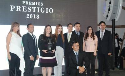 HOY / Guaraní y Kurupí, ganadores del premio Prestigio 2018