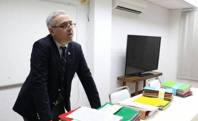 HOY / Director anticorrupción dice que  viceministra fue prepotente al intentar evitar 'ruído' de pesquisa