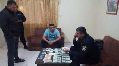 Procesan a brasileño que operaba con tarjetas clonadas