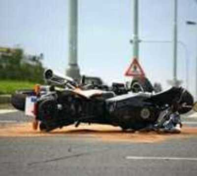 Motociclista fallece tras chocar frontalmente contra un ómnibus