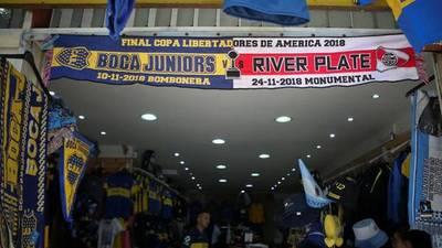 Boca-River, duelo final que desborda la pasión del fútbol argentino