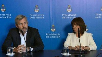 Compatriota será expulsado de Argentina tras disturbios frente al Congreso