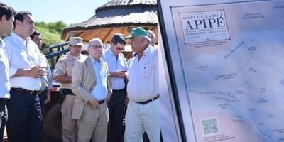 ARGENTINA: CORRIENTES PIDE REVISAR LÍMITES FRONTERIZOS CON PARAGUAY