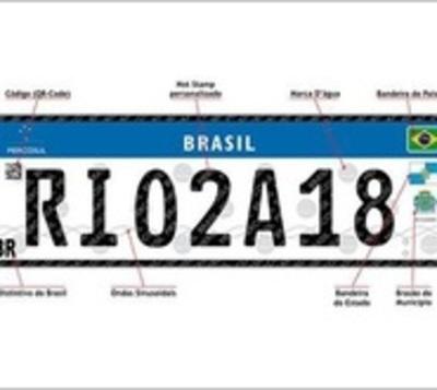 Solo faltan Paraguay y Venezuela: Brasil adopta la chapa Mercosur