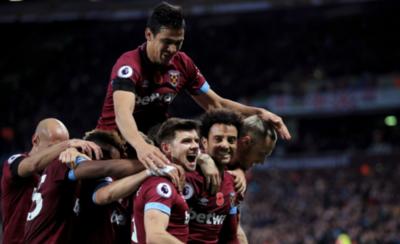 HOY / West Ham escala de a poco en la tabla de la Premier League