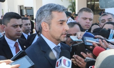 Abdo Benítez se expide sobre disputa en el MEC